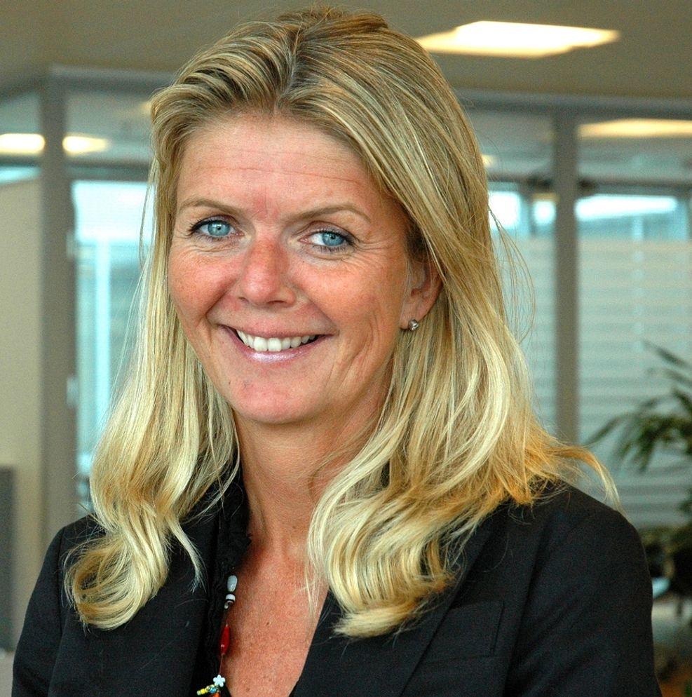 Cecilie Ditlev-Simonsen slutter som kommunikasjonsdirektør i Hydro.