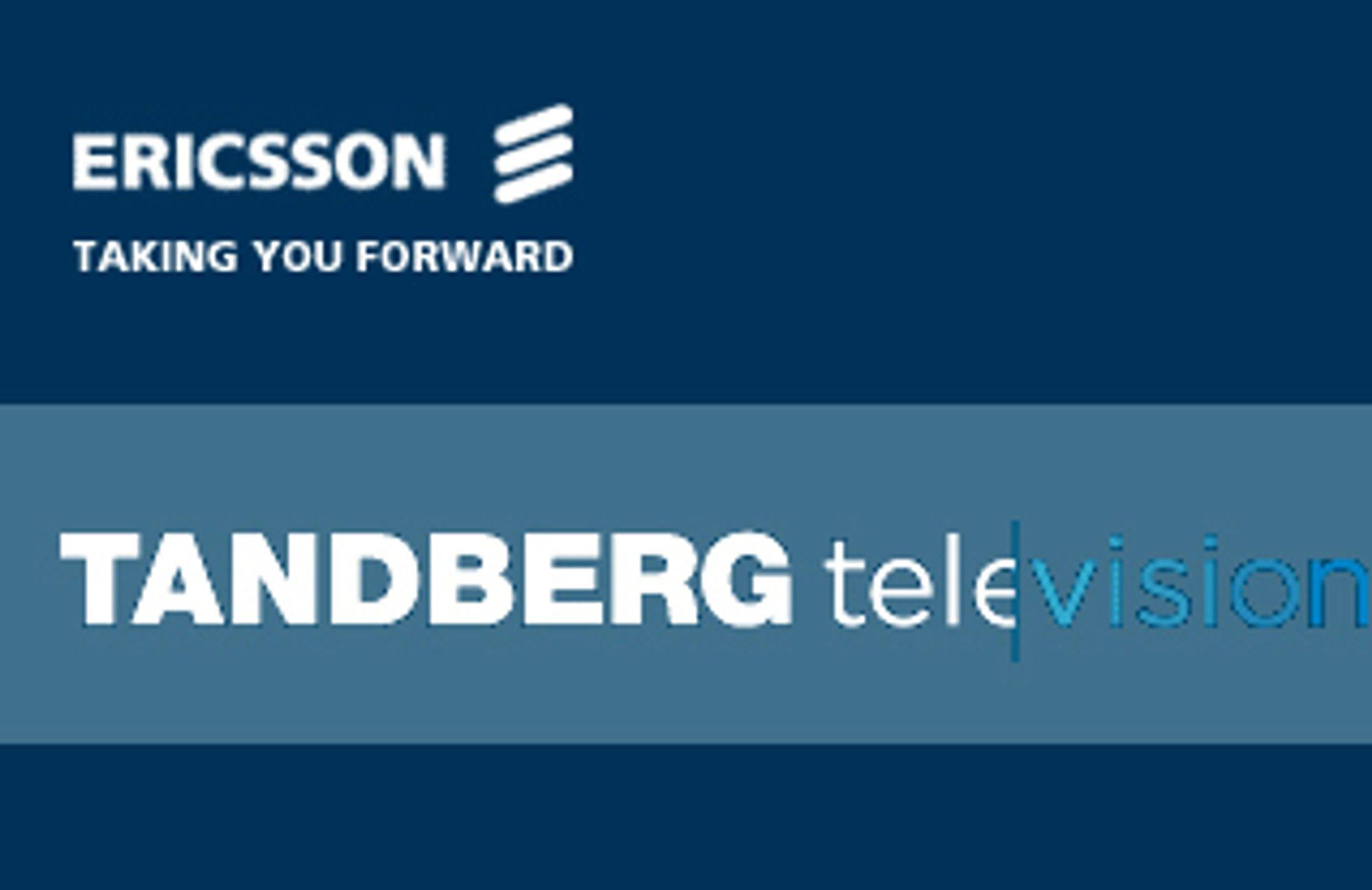 SNUR: Alt tyder nå på at Ericsson blir den nye eieren av Tandberg Television.