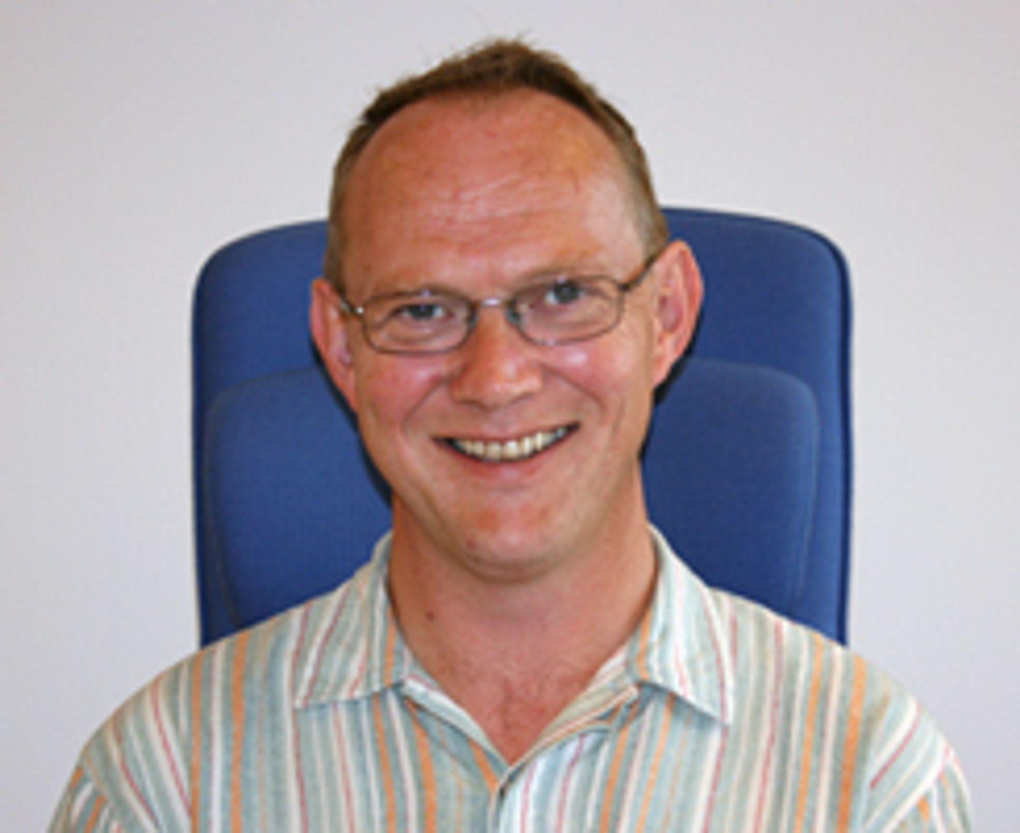 Pål Pedersen, rektor ved Høgskolen i Bodø.