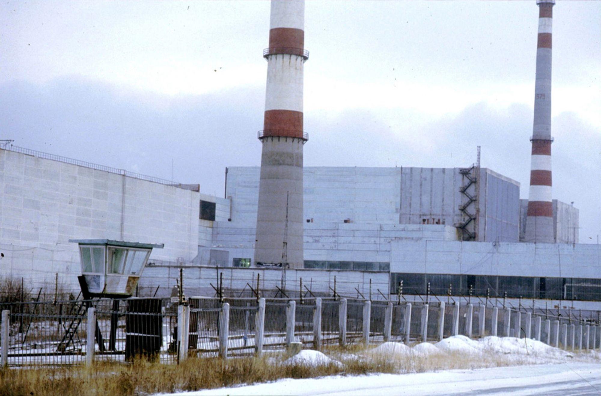 Kola atomkraftverk forsyner all tungindustrien i området med kraft, og kan også bli en energikilde for Shtokman.