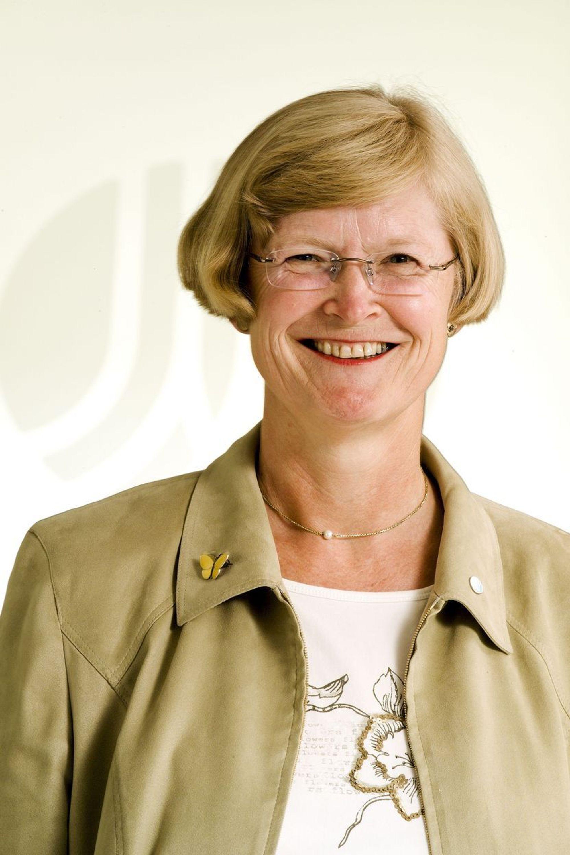 TEKNA: - Vi er positive til fusjonen, sier president i Tekna, Marianne Harg.