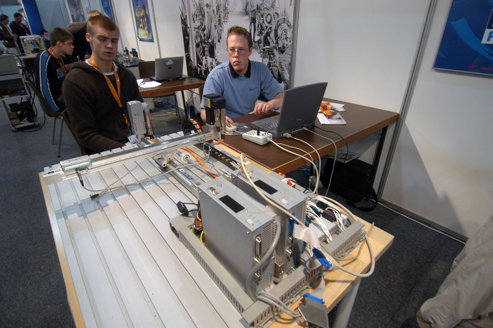 NM for automatikere, elektrikere, telekommunikasjonsmontører og energimontører arrangeres under Eliaden.
