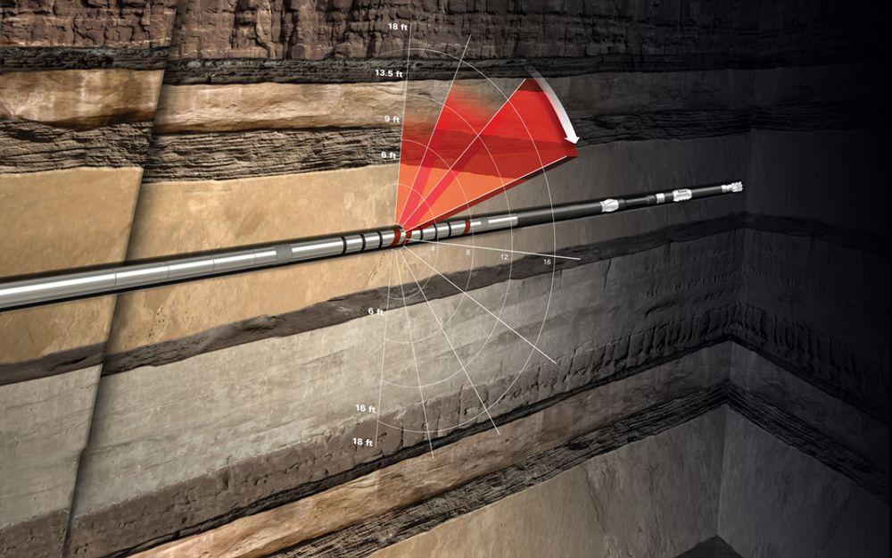 INGEN LETTE BRØNNER: I framtiden vil brønnene på norsk sokkel legges i stadig mer kompliserte geologiske formasjoner for å hente ut olje og gass. Det krever god tilbakemelding til de som styrer boret slik at brønnen blir lagt i de mest produktive oljesonene.