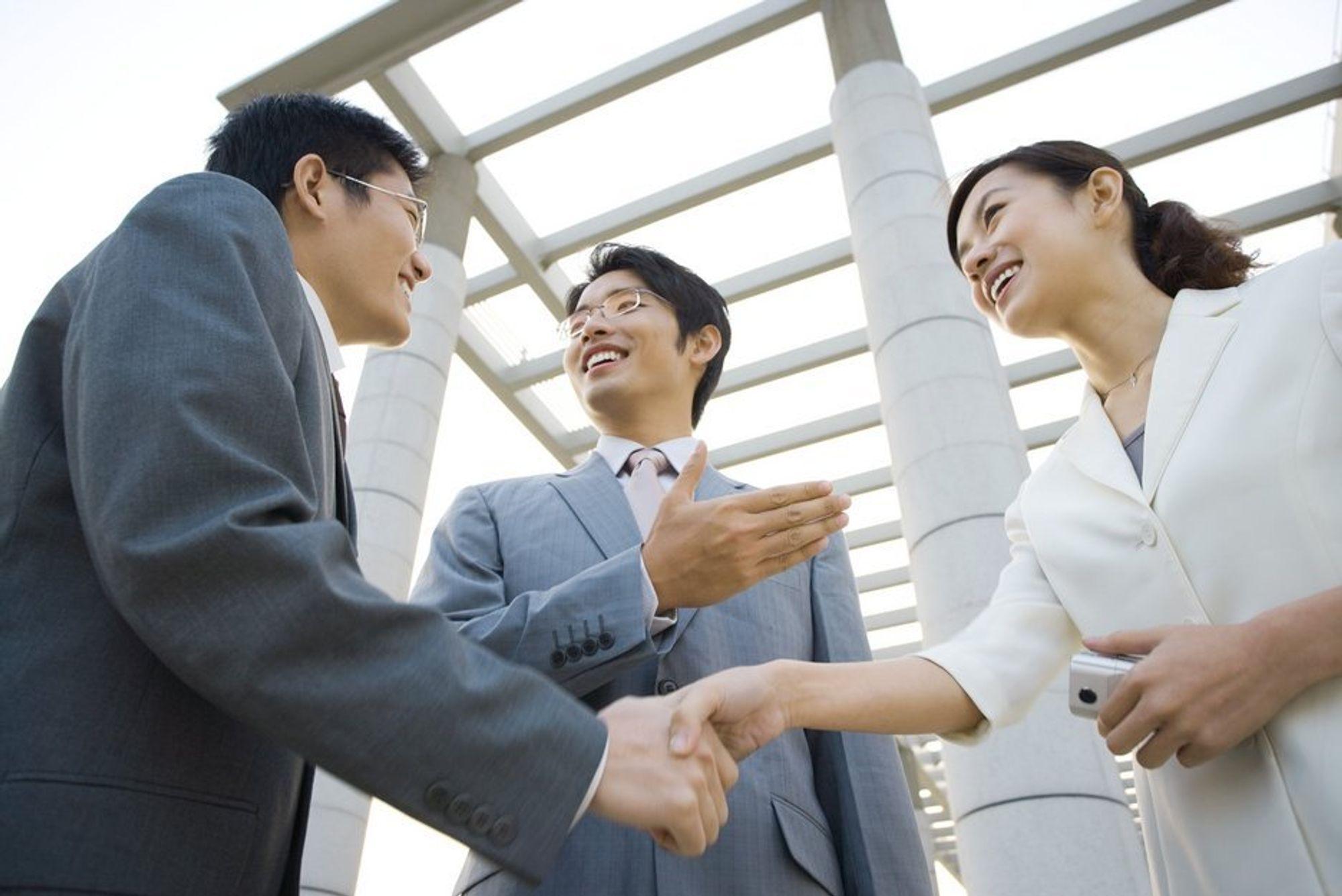 MAL: Nå blir det enklere å hente IT-folk fra utlandet.FOTO: COLOURBOX