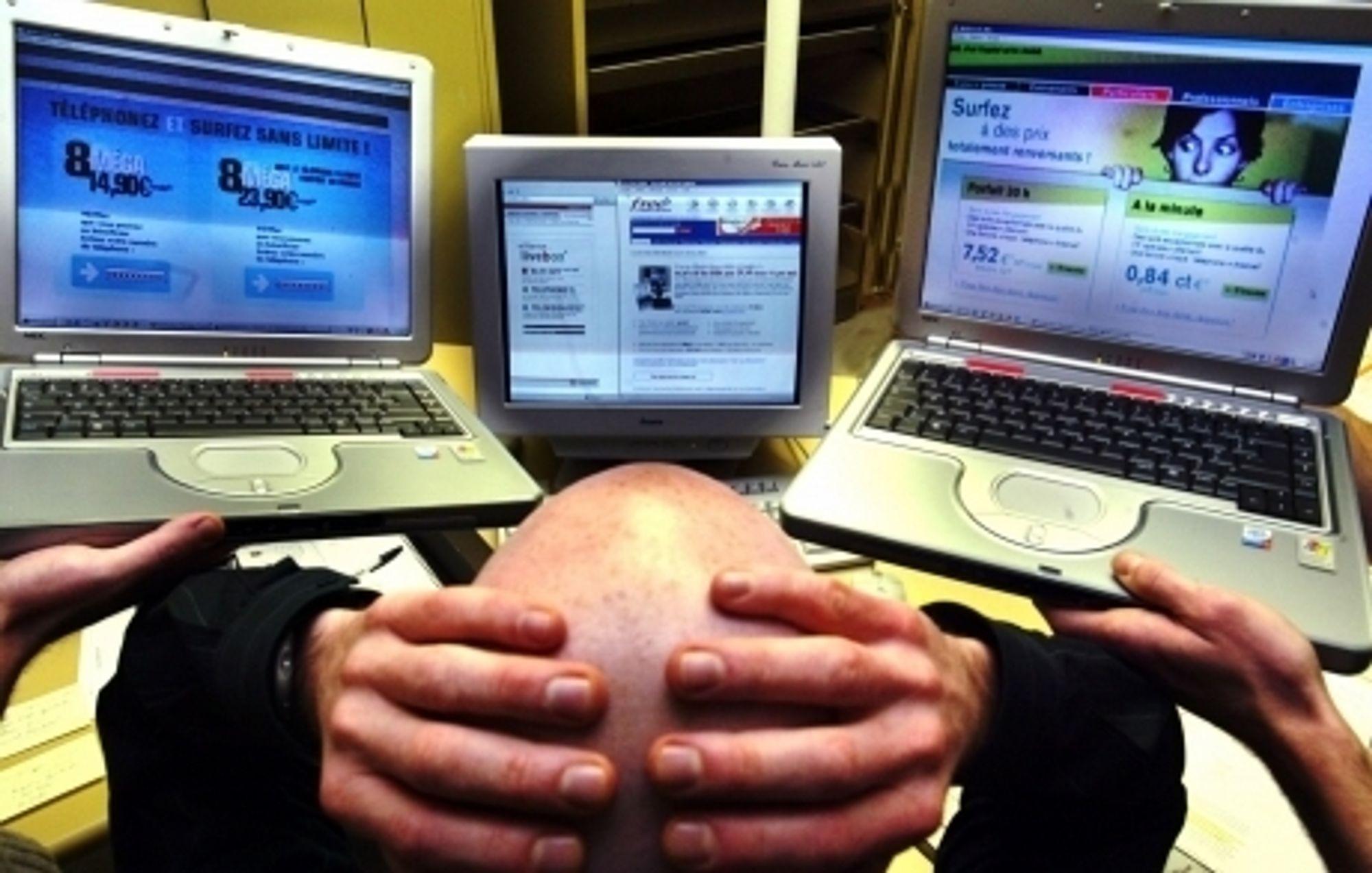 IT-drift kan være en utfordring i det daglige.