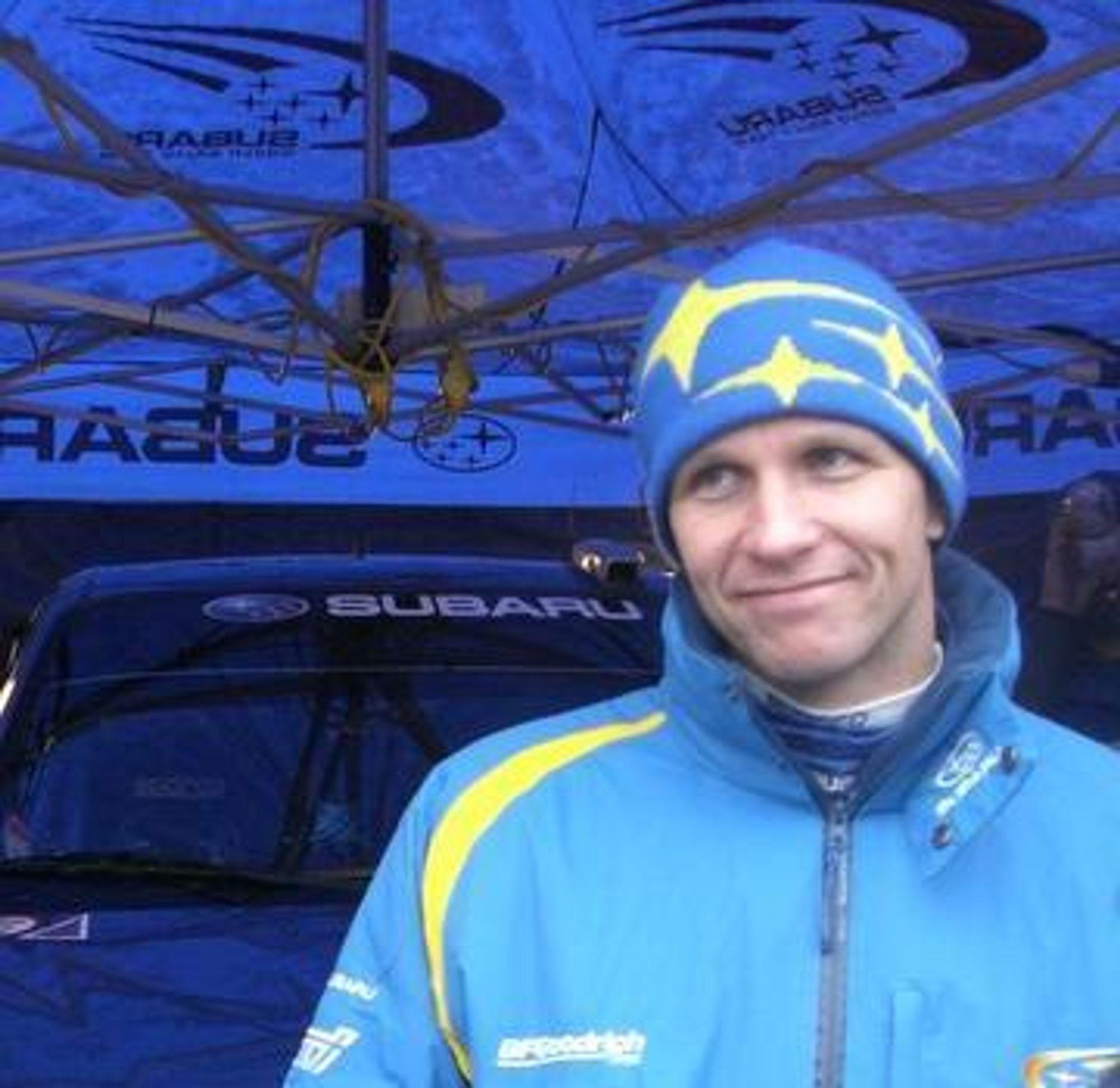 Petter Solberg er medeier i 24sevenoffice.
