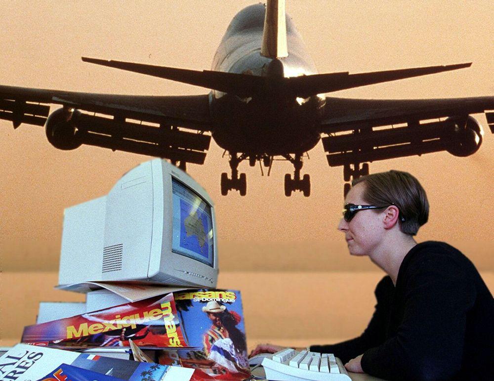 Datamaskinene forurenser like mye som flytrafikken, advarer en ny britisk rapport.