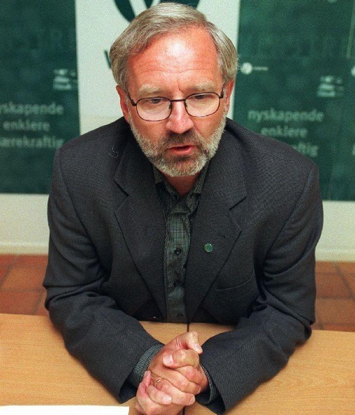 HÅPEFULL: Venstres miljøpolitiske talsmann Gunnar Kvassheim håper regjeringen legger fram et godt tilbud til kimaforlik, når de legger fra svarene på opposisjonens miljøkrav.