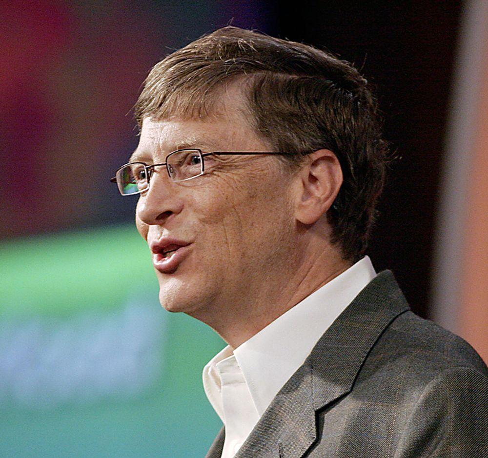¿ Lanseringen av disse tre betaversjonene er en viktig milepæl for Microsoft, og et stort steg i retning av å kunne levere plattformene for informasjonsteknologi de neste ti årene, uttalte Microsoft-sjefen Bill Gates under selskapets årlige maskinvarekonferanse WinHEC i går.
