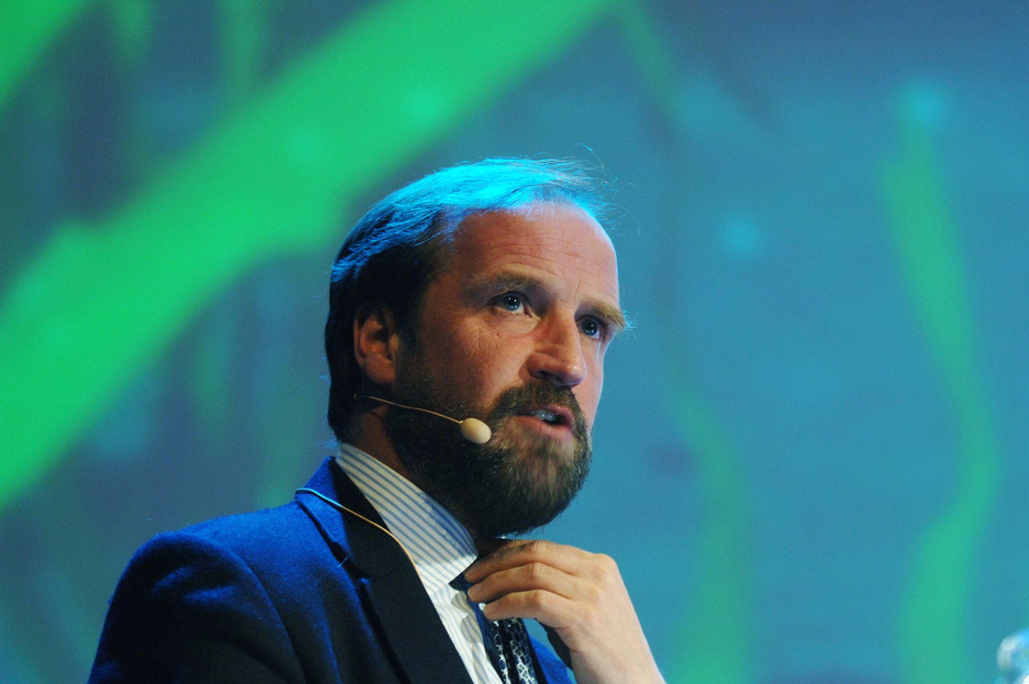 Philip Lambert tror ikke oljeepoken i Norge nærmer seg slutten.