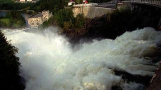 Vannkraft kan øke CO2-utslipp