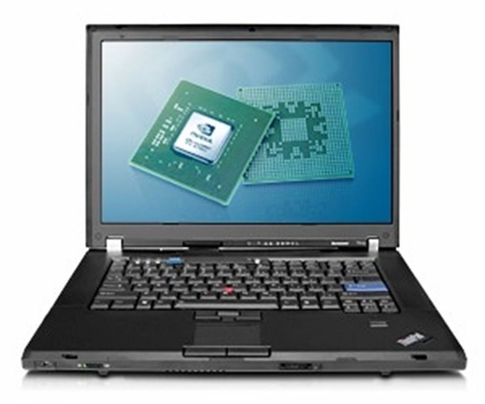 Lenovo Thinkpad T61p.