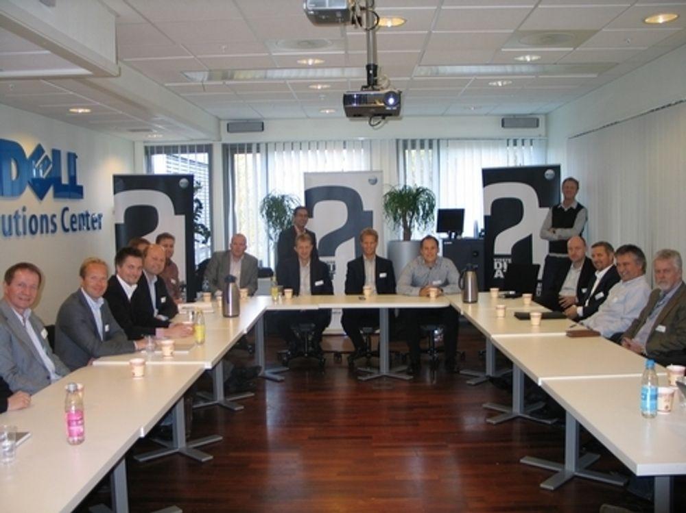 Dell inngår omfattende samarbeidsavtale