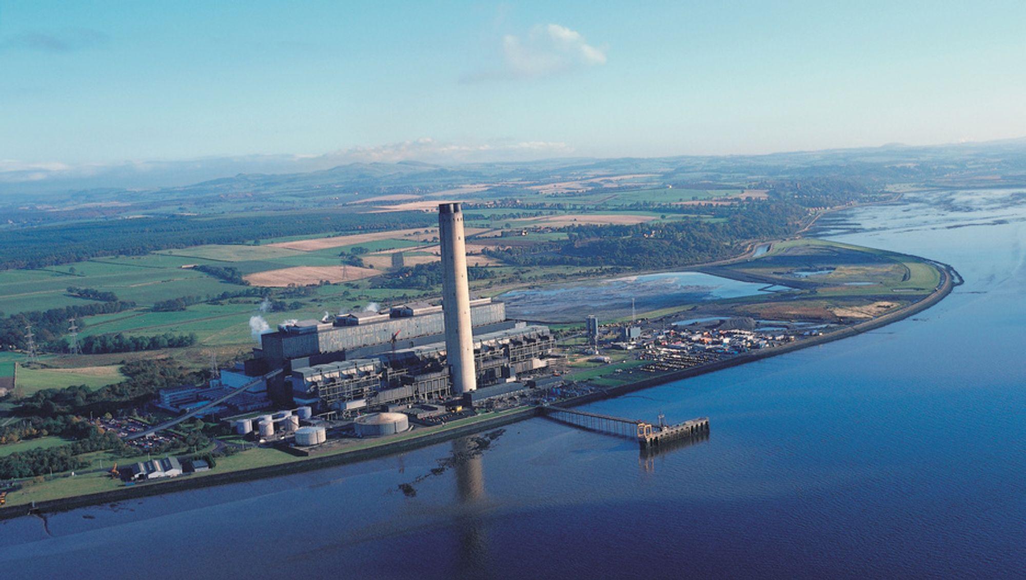 Mer miljøvennlig kullkraft med renkullbrenning