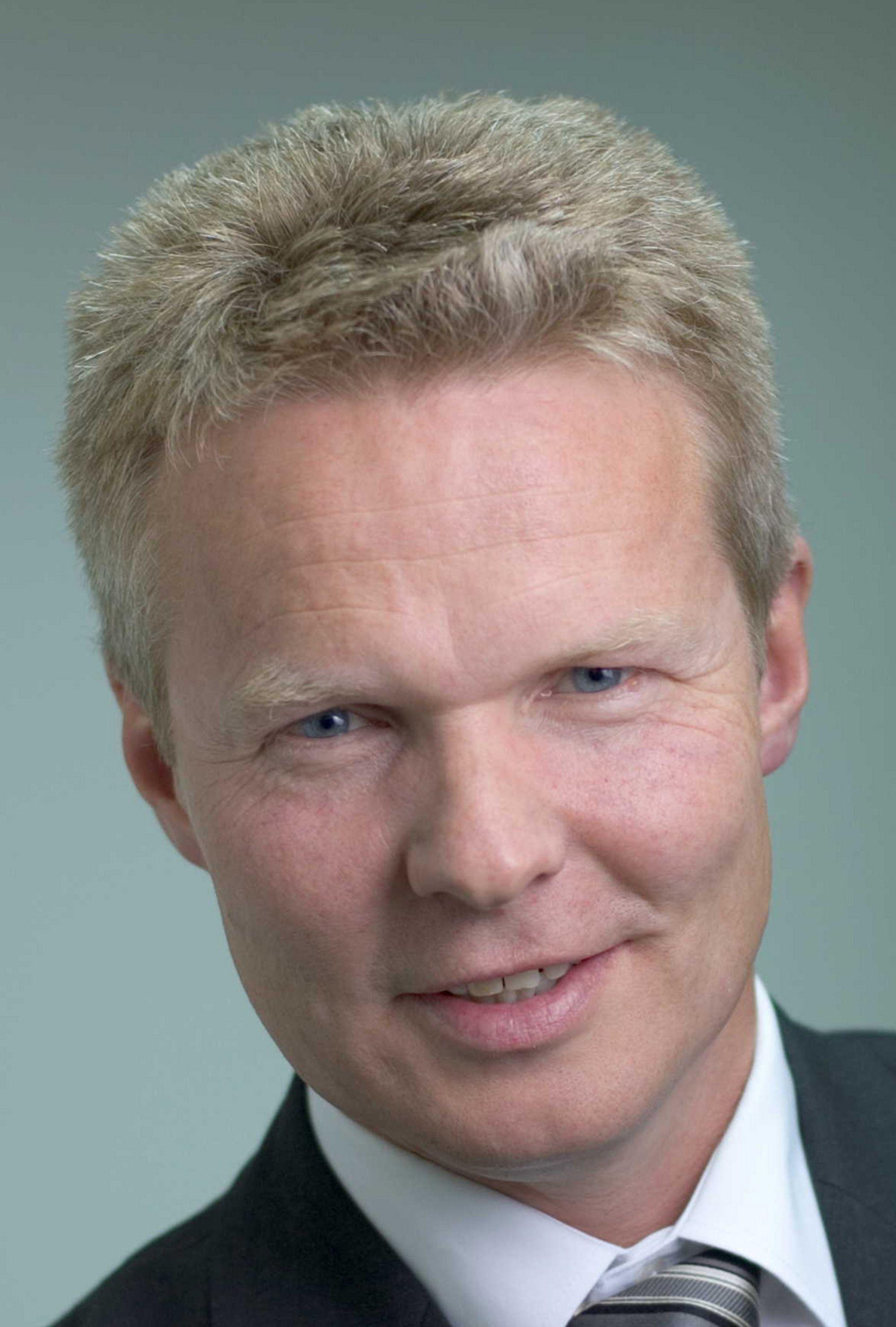 INGEN POLITIKER: ErgoGroup-sjef Terje Mjøs (46) ser ikke for seg en karriere i stortingskorridorene.