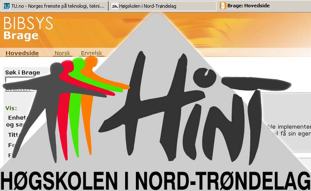 Høgskolen i Nord-Trøndelag vil droppe papir til fordel for digital publisering.