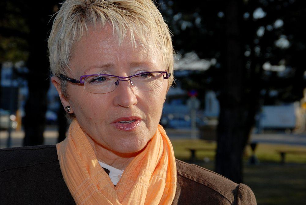 Samferdselsminister Liv Signe Navarsete, 29. mars 2007