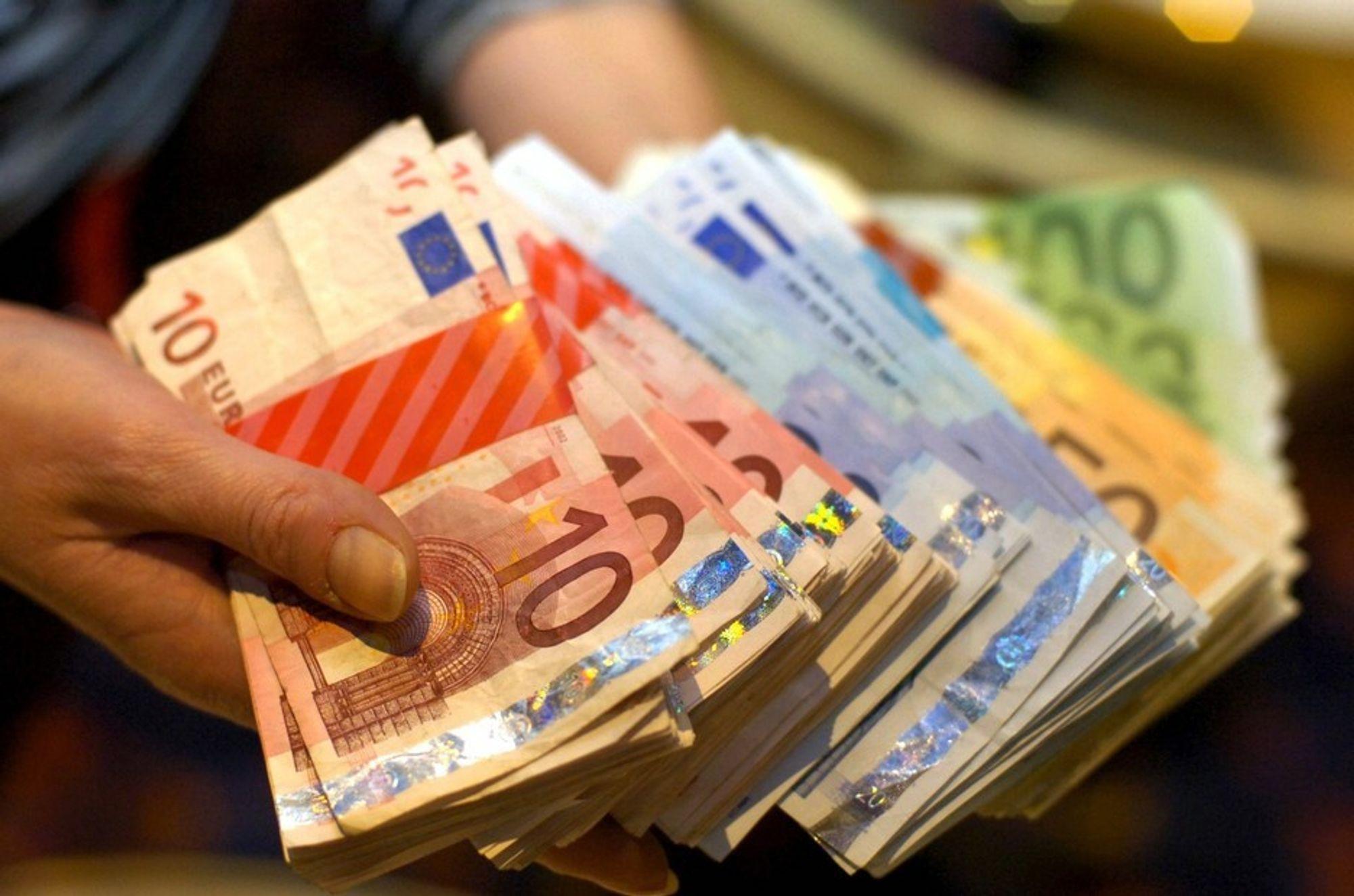 INVESTORJAKT: Mange gründere trenger folk med penger og investorlyst for å få realisert ideene sine.