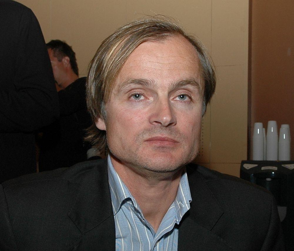 TROSSER INGENIØRMANGEL: Øystein Stray Spetalen vil bygge opp et stort selskap innen marin- og subseateknologi.