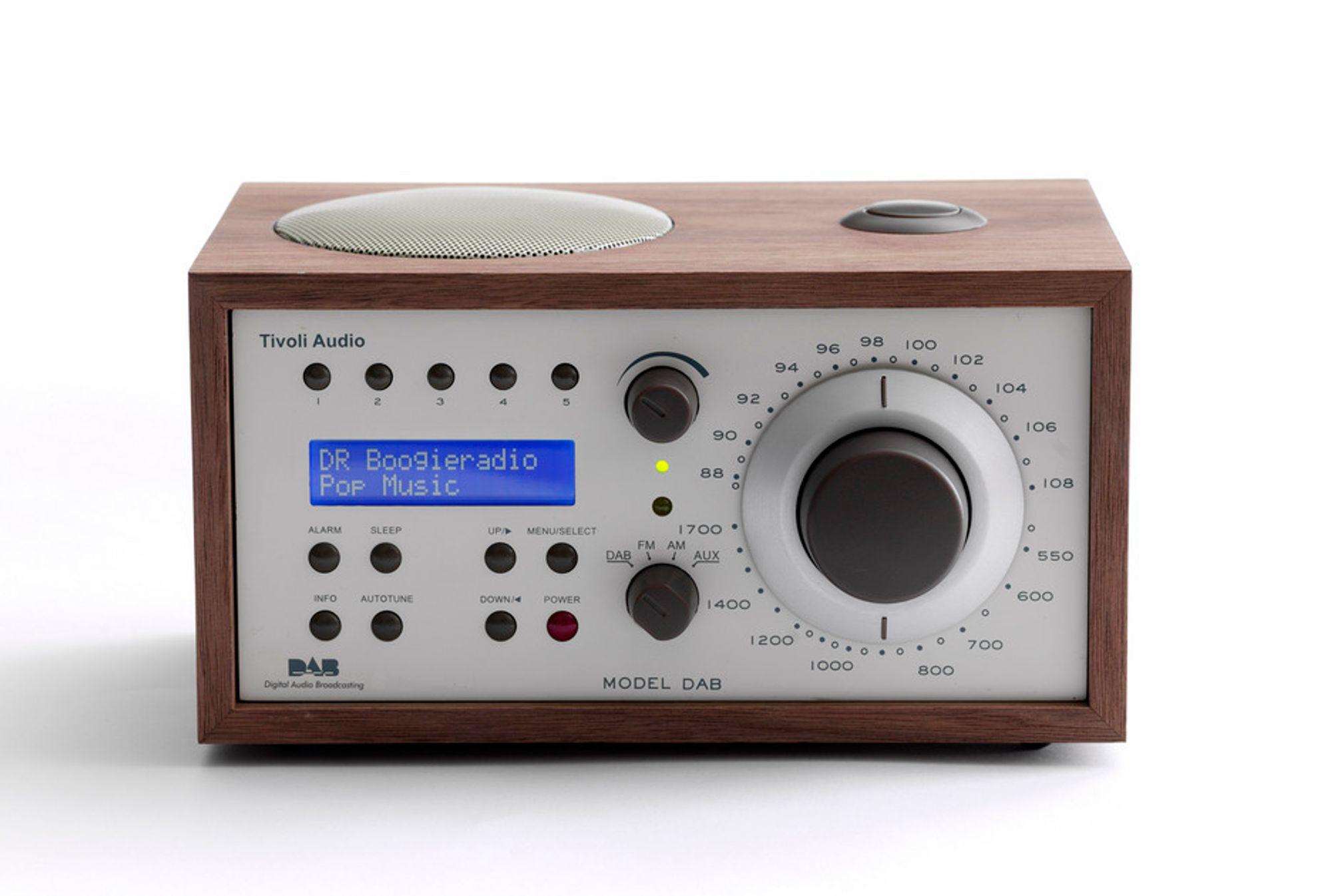 POPULÆR: Digital radiolytting brer om seg.