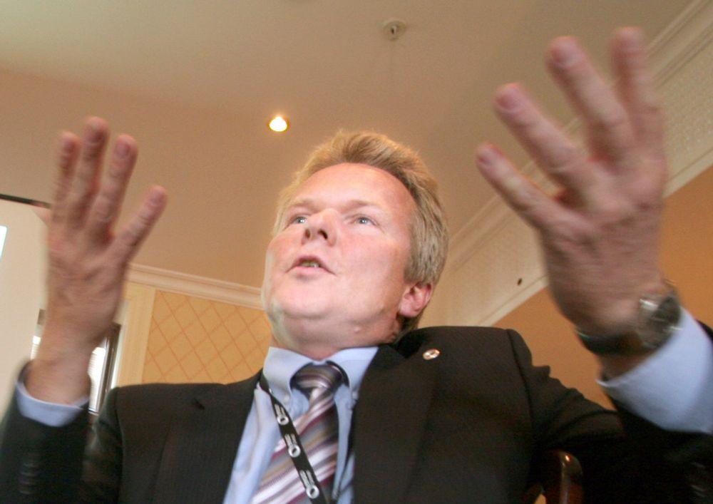 VINNER: ErgoGroup-sjef Terje Mjøs har nok en gang vist at han har stor appetitt på offentlige IT-kontrakter. Konsernet har den siste tiden vunnet mange konkurranser om IT-kontrakter i offentlig sektor.
