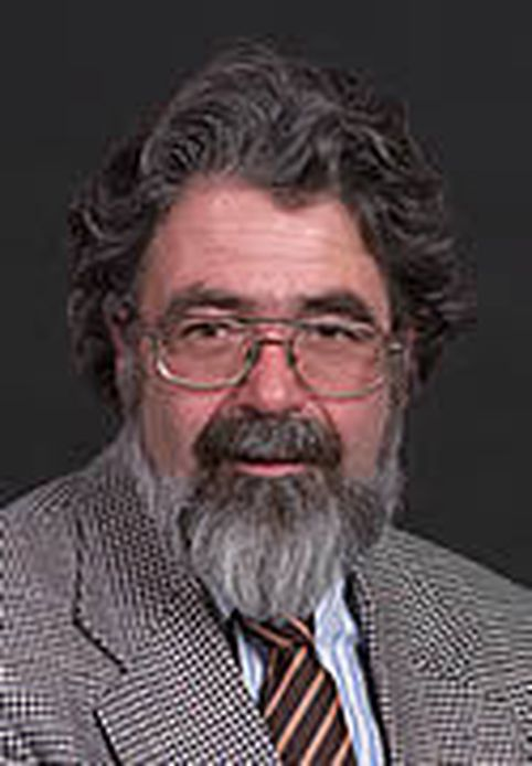 Professor Paul Meakin fikk Gunnar Randers' forskningspris 2007.