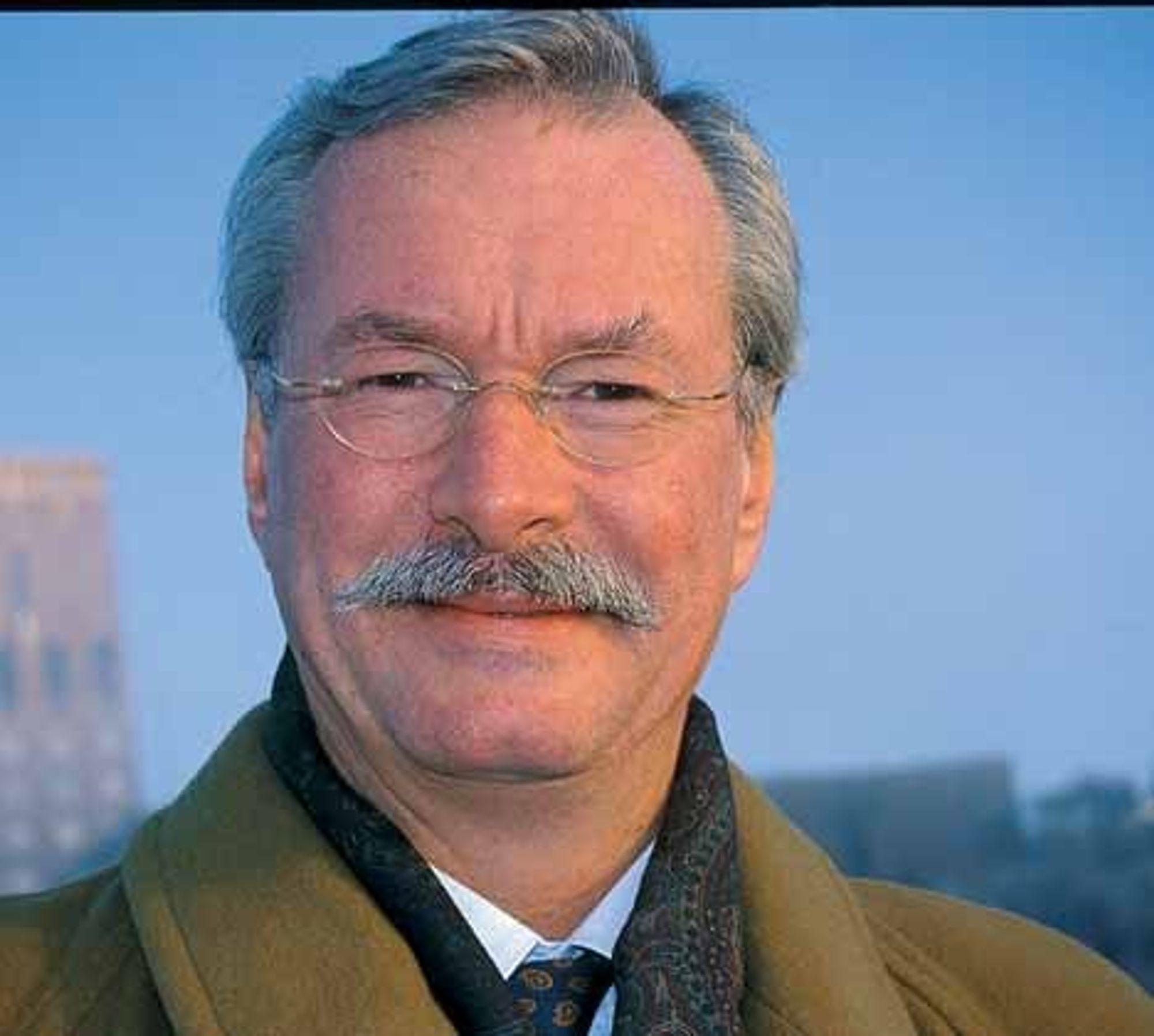 Generalsekretær Kåre Rygg Johnsen, Tekna.