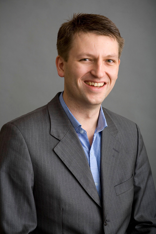 Eirik Lae-Solberg i Microsoft Norge.