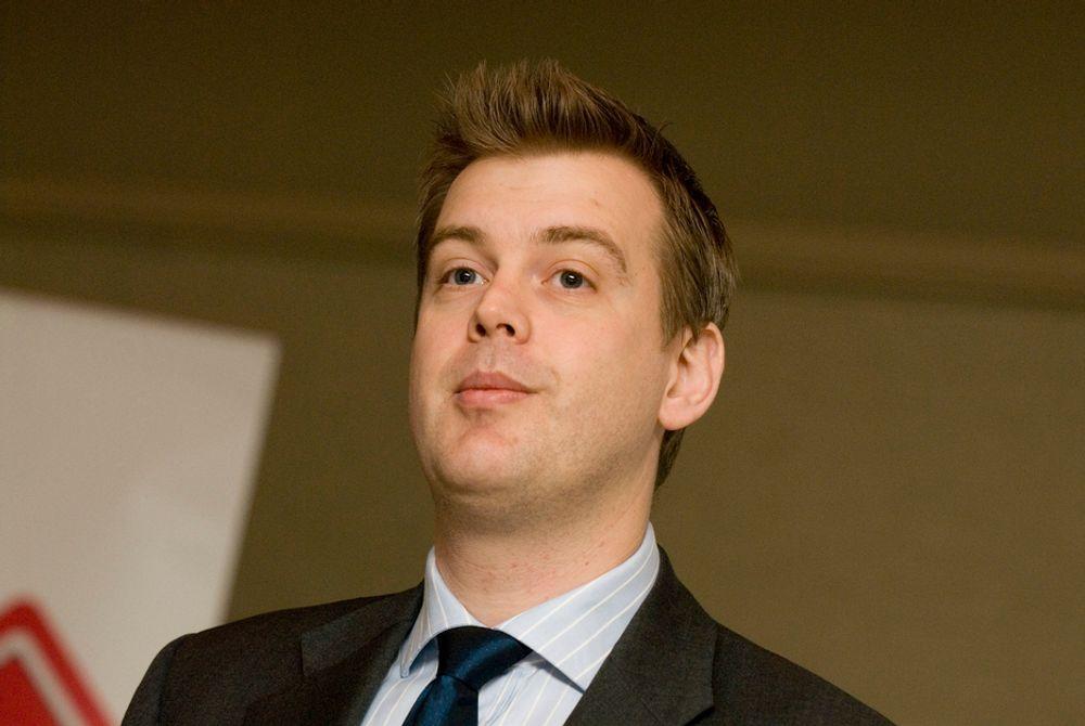 RASKE: Den europeiske verkstedindustrien står for den raskeste utviklingen mot PLM, mener Henry Seddon, europeisk markedssjef i UGS PLM Software.