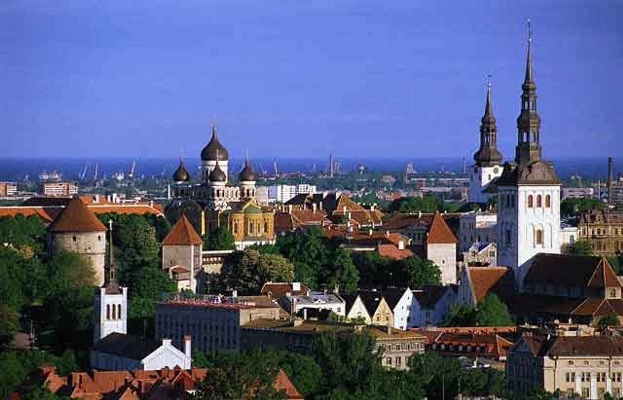 Internett-valg i Estland
