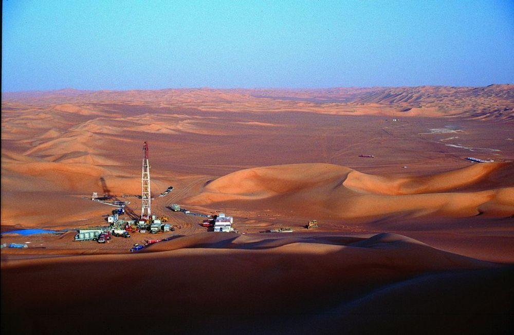 MER OLJE: Hydro deltar i lisens som har funnet nær 1,3 milliarder fat olje i Libya. Repsol er operator.