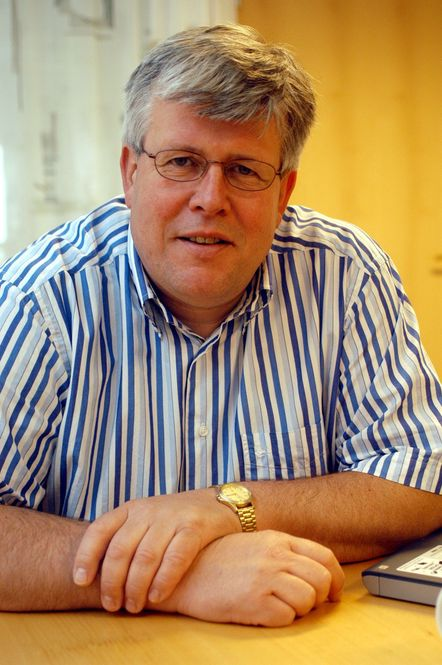 GRÜNDER:Torolf Pettersen i ScanWind tror at deres vindkraftturbiner kan bli ny norsk industri.