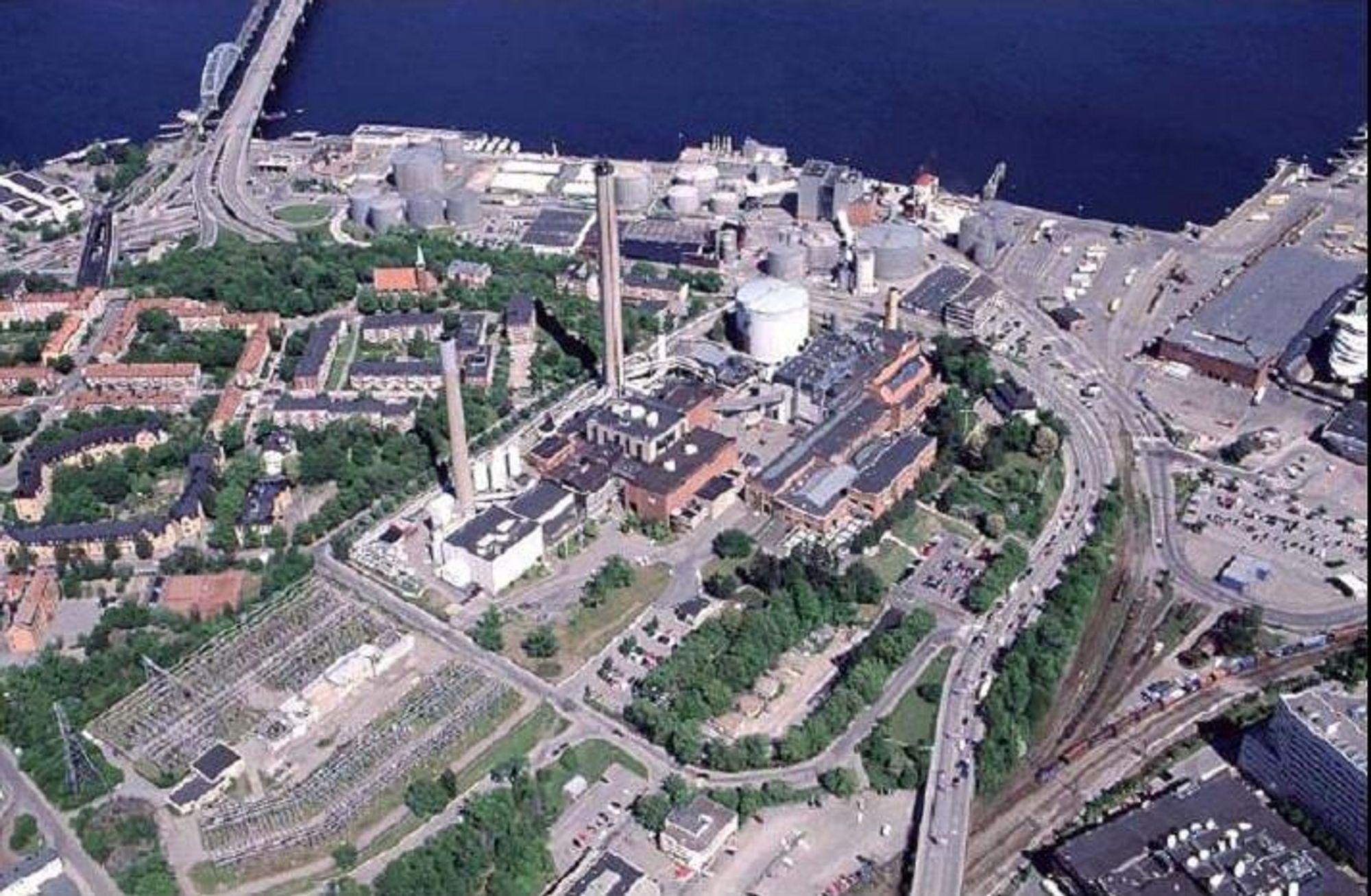 Tester CO2-fjerning i Stockholm