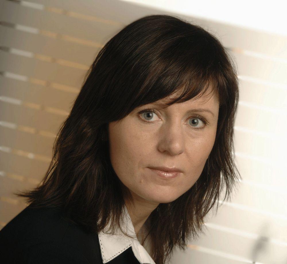 Gine Wang, informasjonsdirektør for teknologi og prosjekter i Statoil.