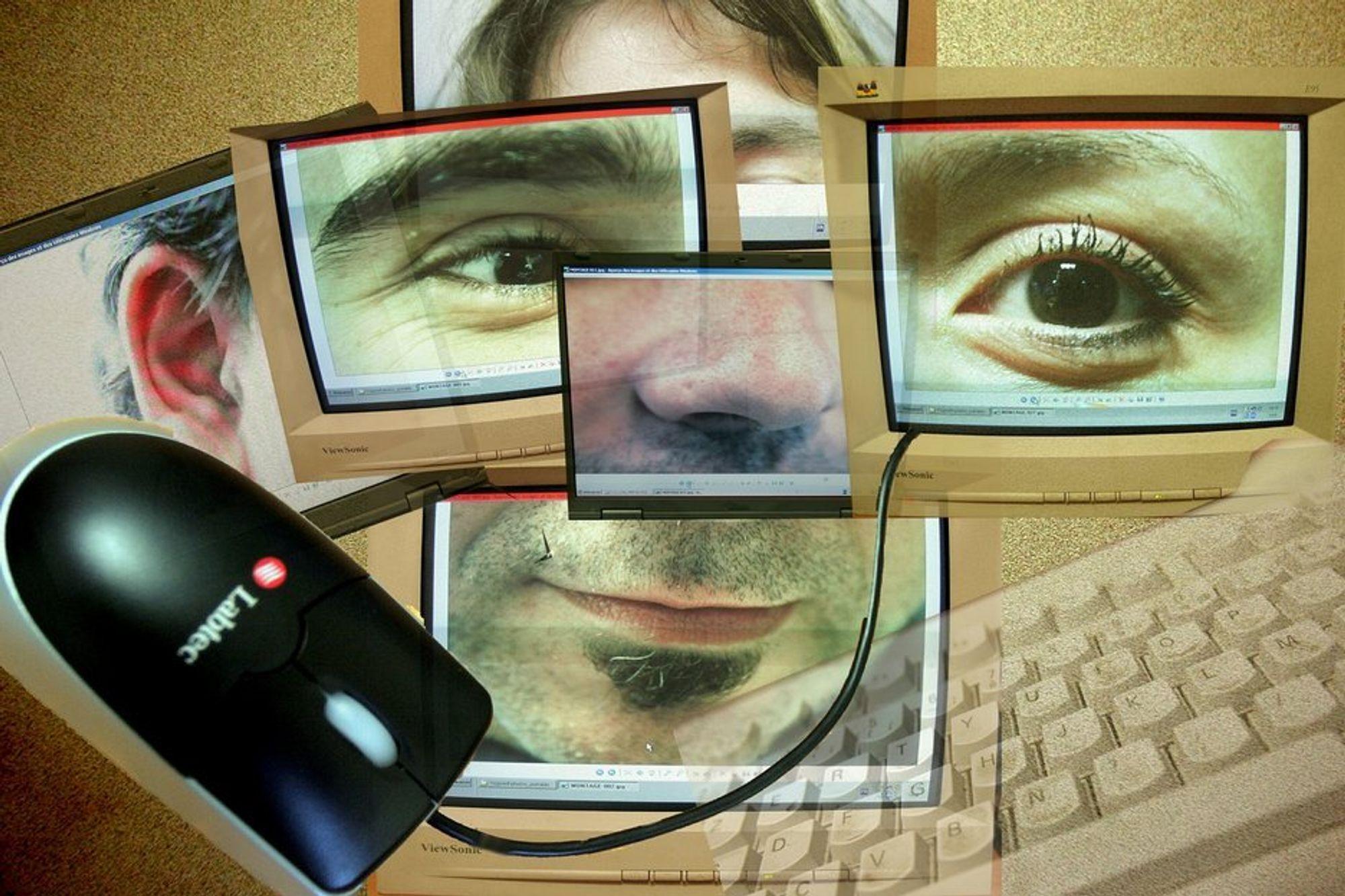SURFING TAR TID: Norge har mange internettbrukere, men ikke alle har bredbånd, i ordets rette forstand.