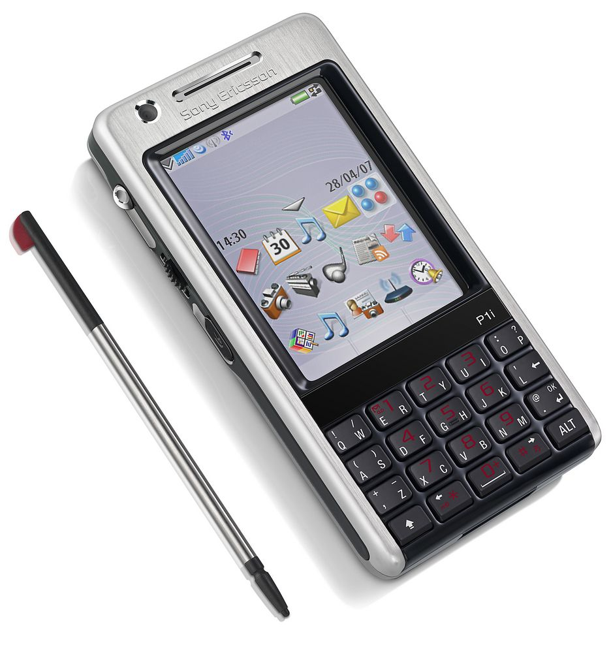 Sony Ericsson P990i.