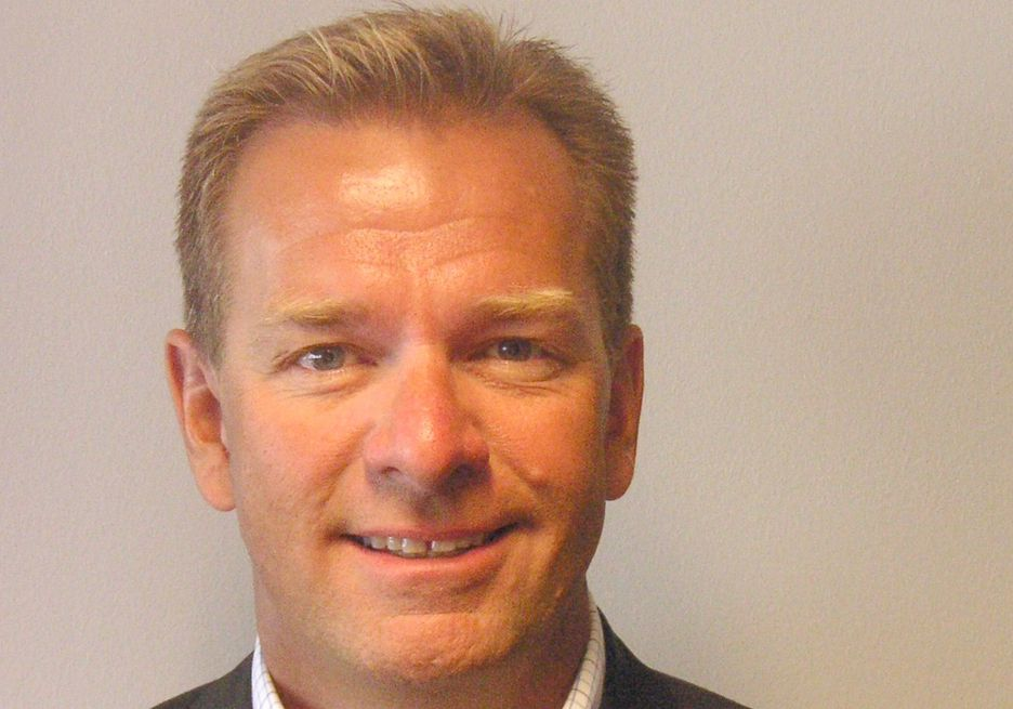 FÅR NYTT VISITTKORT: Jan Søgaard blir snart en del av staben i IPnett.
