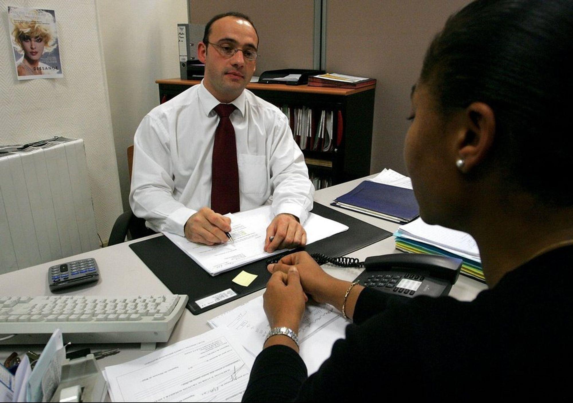 LISTE: Diskriminering på jobb er verst.