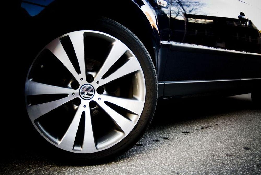 FUNDO RULLER: Fundo Wheels, som produserer aluminiumsfelger til blant andre Volkswagen, er med i forskningsprosjektet sammen med Alupart i regi av Arena Bil.
