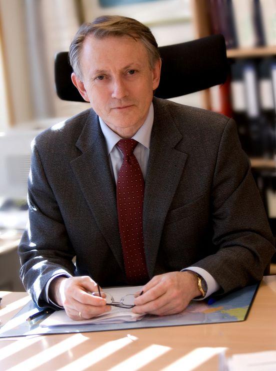 adm. direktør Arvid Hallén i Forskningsrådet