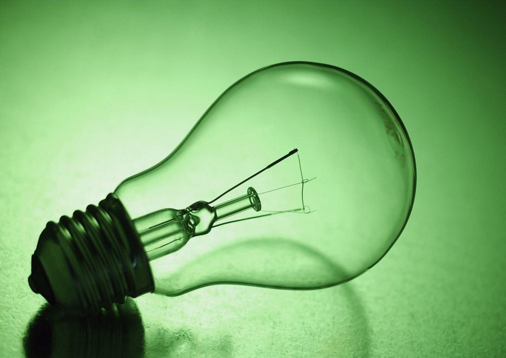 FORBYS: Tiden er ute for Edisons glødelampe. I hvert fall i Australia.