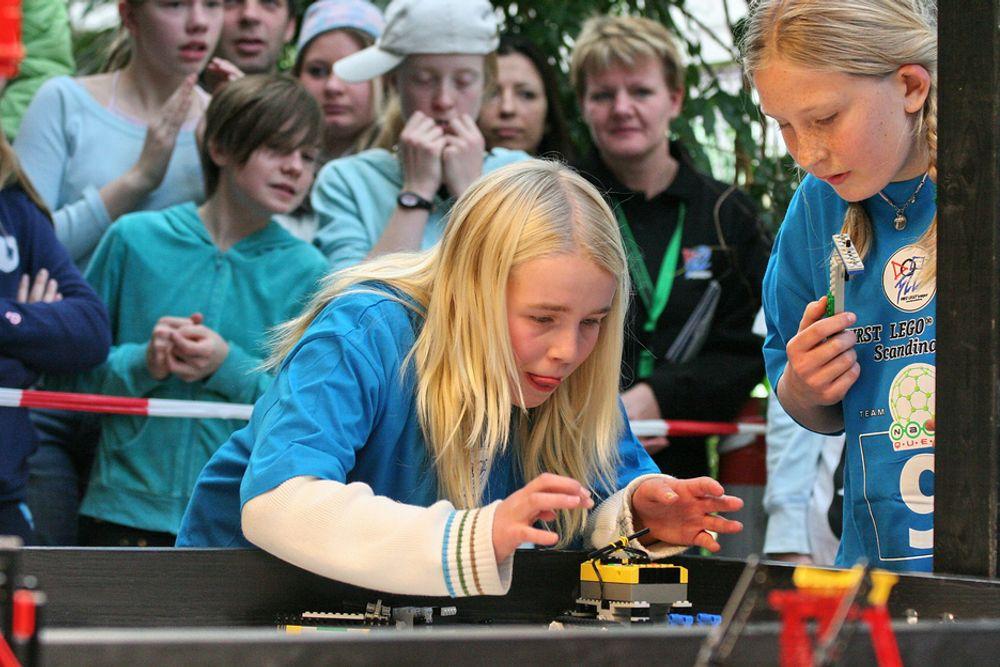 Lego-finale i Bodø