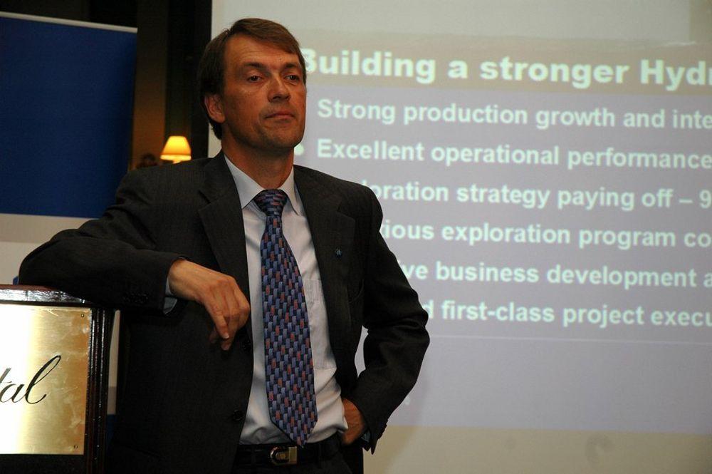 Eivind Reiten ble styreleder i StatoilHydro-styret