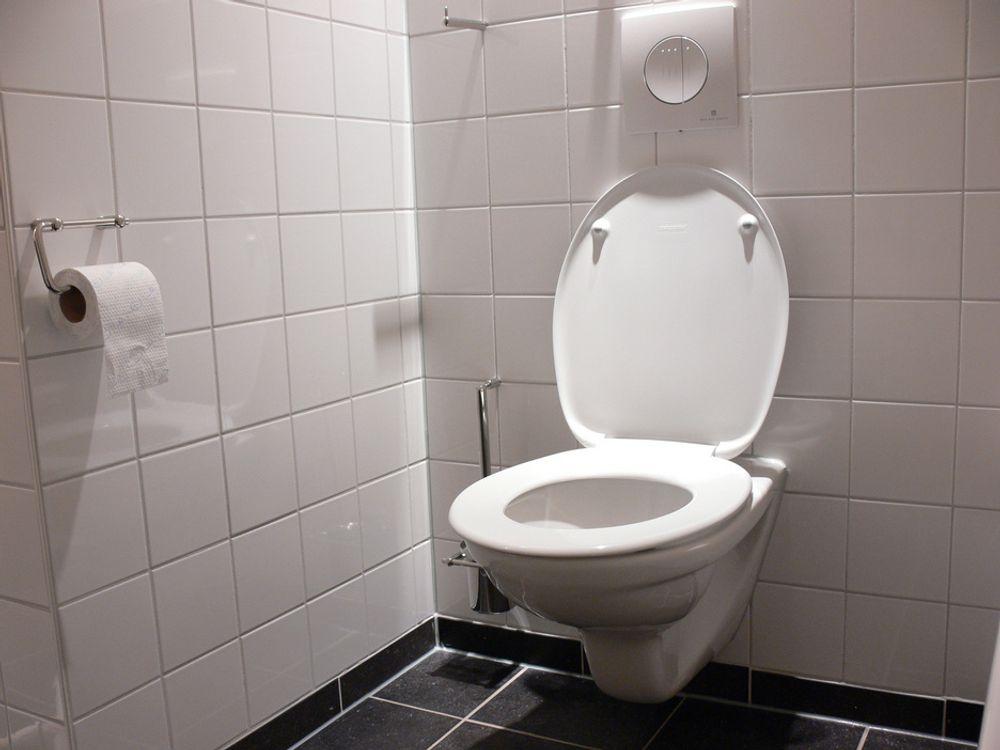 Toalett. Bad. Do. Dass.