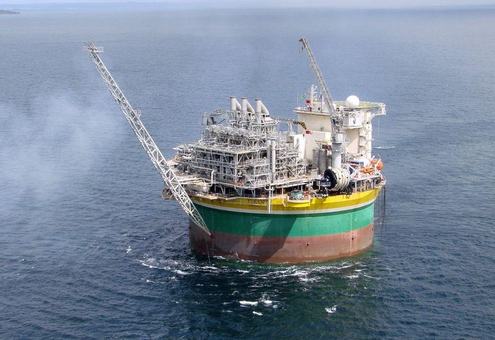 Gasskraftverk: Sevan Marine har hatt stor suksess med sin flytende sylinderformede produksjonsenhet. Nå vil selskapet plassere et gasskraftverk ombord.