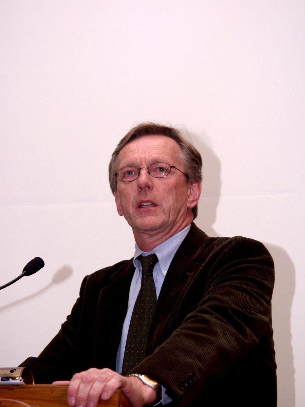 Administrerende direktør i Oljeindustriens Landsforening (OLF), Per Terje Vold.