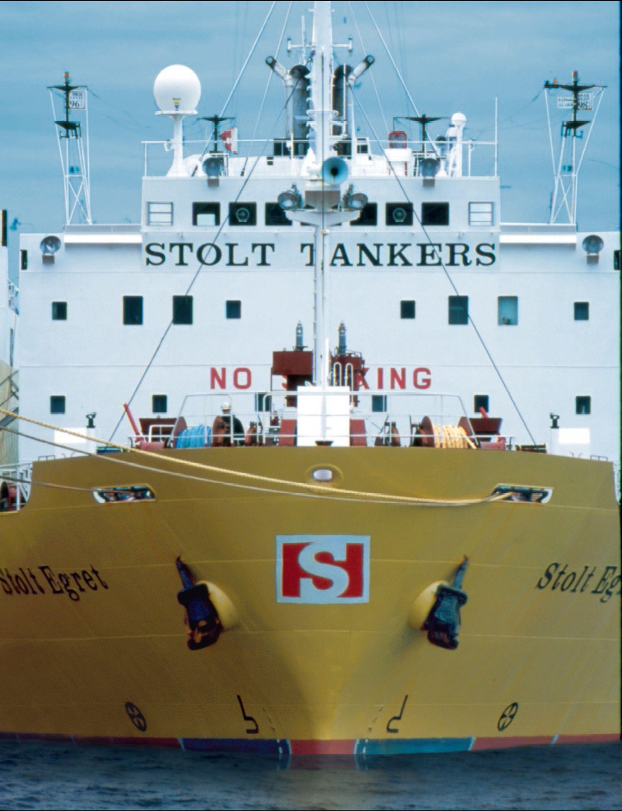 Stolt-Nielsen vurderer Norge