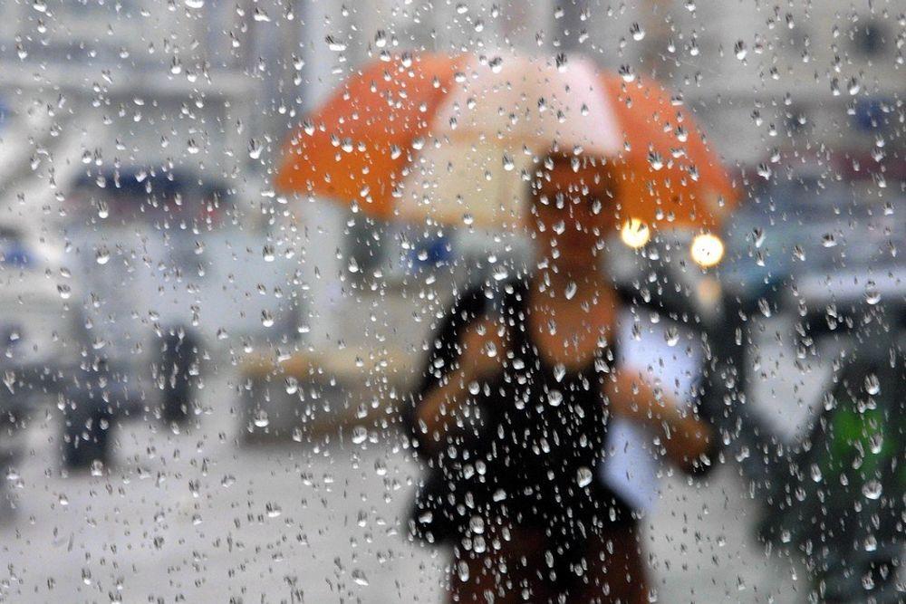 Vått og mildt i februar i år, viser statistikken fra Meteorologisk insitutt.