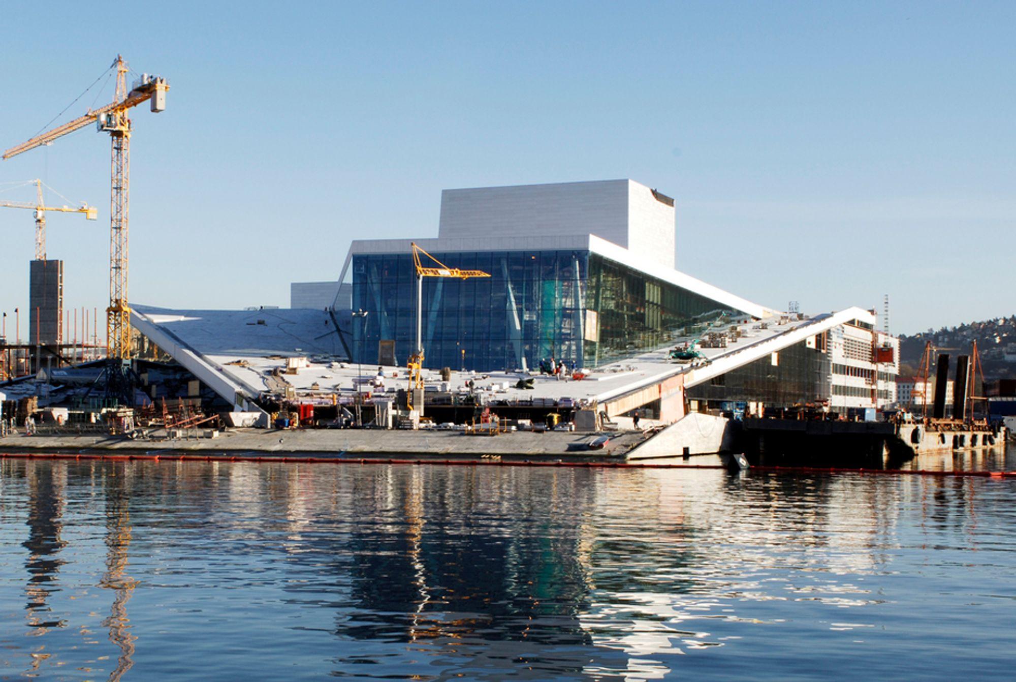 Operabygget november 2006