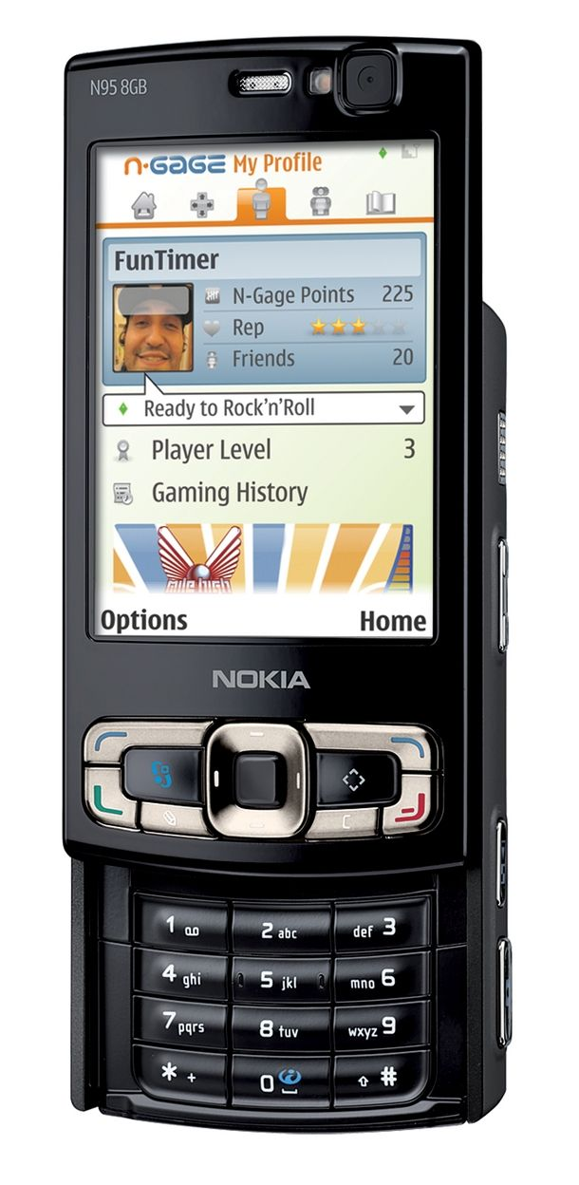 ÅRETS MOBILTELEFON: N95 har hatt alt, snart kommer modellen som har alt inklusive 8 gigabyte minne. Mobilen vil ligge under mange juletrær.